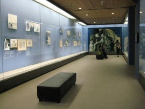 Exhibition in the Central Academy of Fine Arts Gallery, Beijing